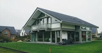 Das Moderne Fachwerkhaus Baubeaver
