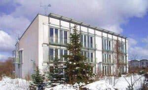 Ein Passivhaus - völlig autonom leben