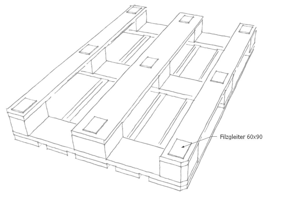 In 3 Stunden Ein Bett Aus Europaletten Bauen Baubeaver