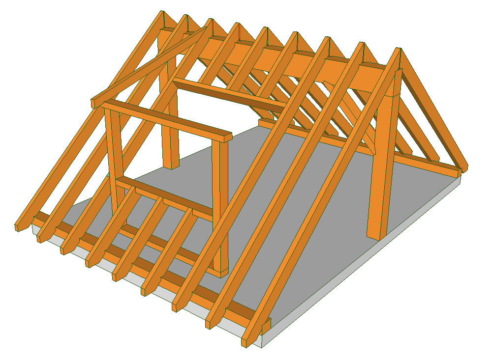 dachgauben selber bauen baubeaver