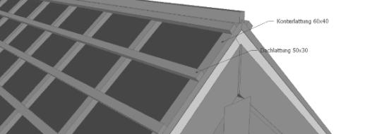Dachlatten Maße – wichtige Normen im Überblick