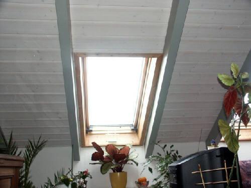 Normalansicht des Fensters