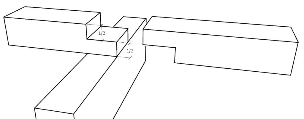 Blattstoß (Zimmermannsmäßige Holzverbindungen)