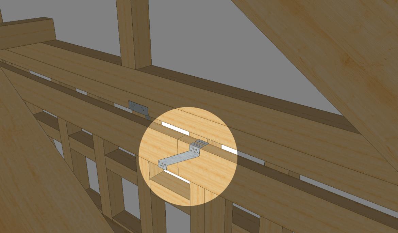 17 einfache holzverbindungen aus metall baubeaver. Black Bedroom Furniture Sets. Home Design Ideas