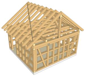 Holzverbindungen  18 einfache Holzverbindungen aus Metall · BAUBEAVER