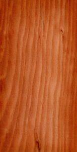 Maserung des Lärchenholzes