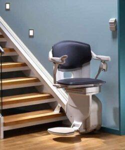 Ein Treppenlift