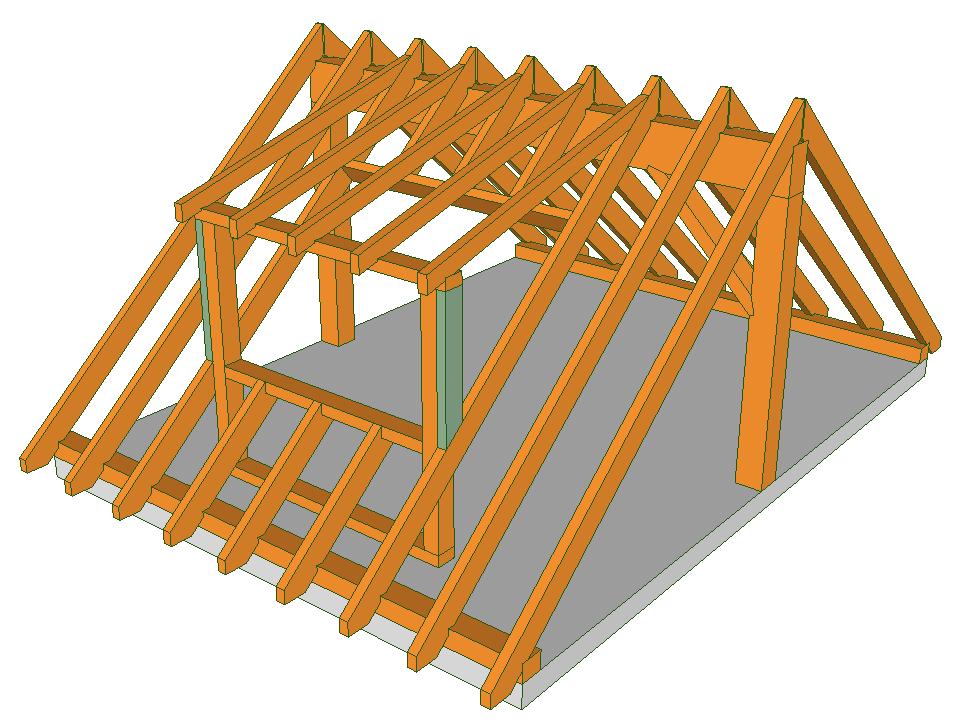 schleppgaube-selber-bauen-gaubeneckpfosten