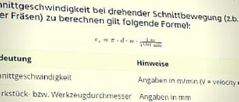 Schnittgeschwindigkeit Berechnen Bohren : schnell sicher die schnittgeschwindigkeit berechnen inkl rechner baubeaver ~ Themetempest.com Abrechnung