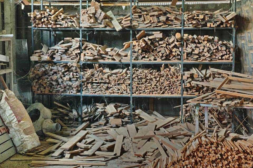 Holz Richtig Lagern Und Trocknen 3 Entscheidende Hinweise Baubeaver