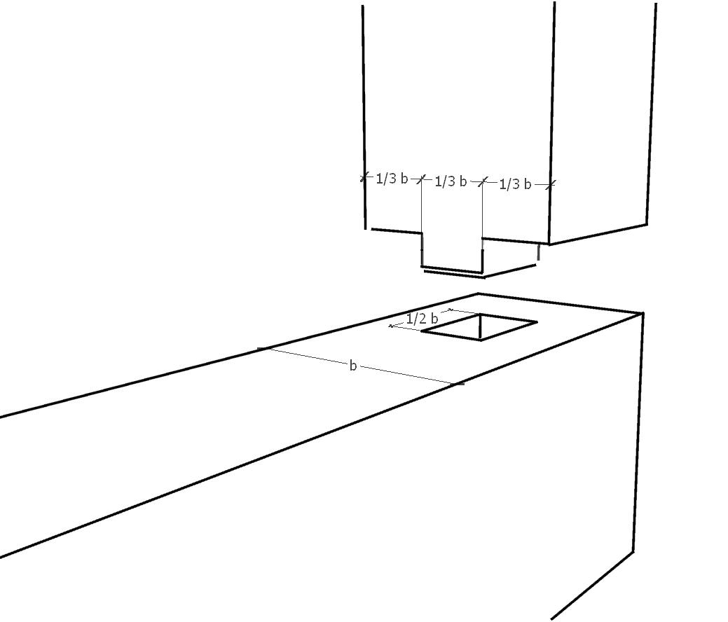 5 tipps zapfenverbindung fr sen herstellen baubeaver. Black Bedroom Furniture Sets. Home Design Ideas