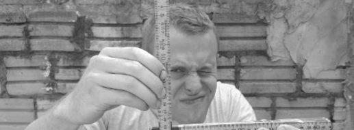 2 SCHNELLE Tricks, wie du deinen Zollstock in ein Winkelmesser umfunktionierst